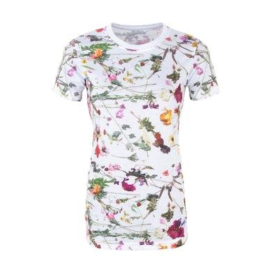 Prince Purple Rain Floral Women's T-shirt