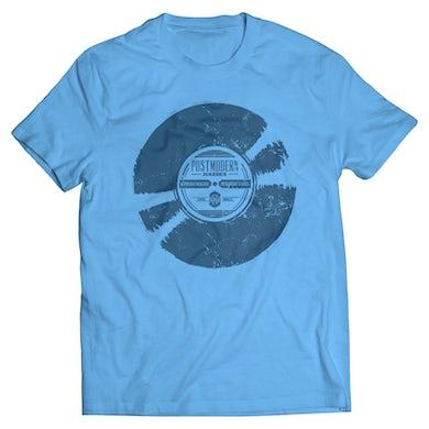 Scott Bradlee's Postmodern Jukebox Blue Record T-Shirt
