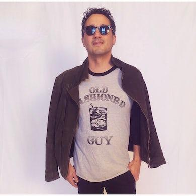 Scott Bradlee's Postmodern Jukebox Old Fashioned Guy Baseball Tee