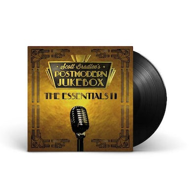 Scott Bradlee's Postmodern Jukebox Vinyl 2LP The Essentials II Album Vinyl (2LP)