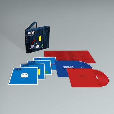 "Travis 10 Songs -  Deluxe CD + ""A Ghost"" Lyric Sheet + Bonus Disc including Album Demo's"