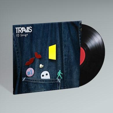 Travis 10 Songs Standard Vinyl