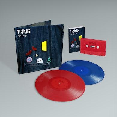 Travis 10 Songs Cassette Bundle