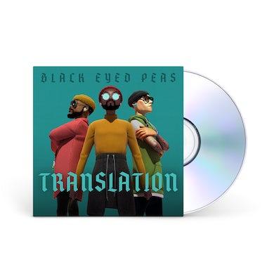 The Black Eyed Peas Translation CD + Digital Download