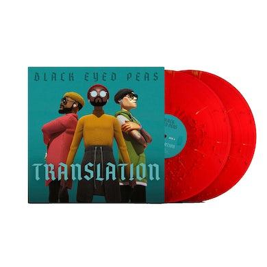 The Black Eyed Peas Translation Red 2 LP + Digital Download (Vinyl)