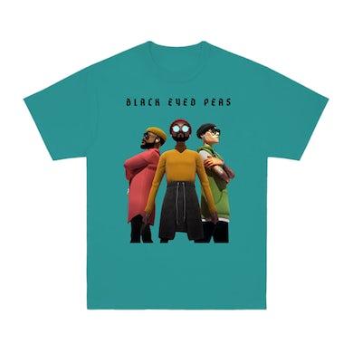 The Black Eyed Peas Translation T-Shirt