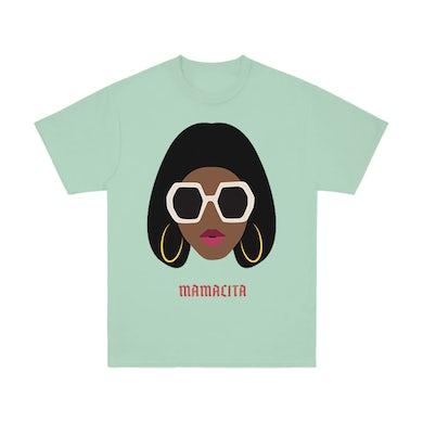 The Black Eyed Peas Mint Mamacita Tee