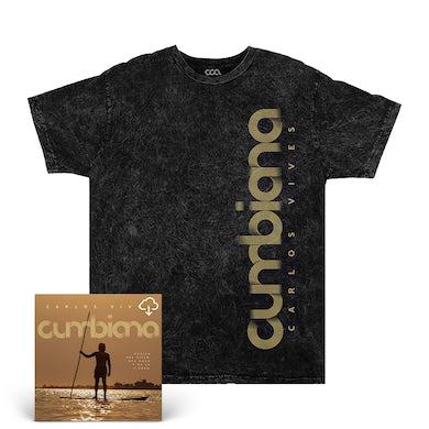Carlos Vives Cumbiana Tee + Digital Album Download