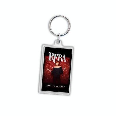 Reba Mcentire Reba Photo Keychain
