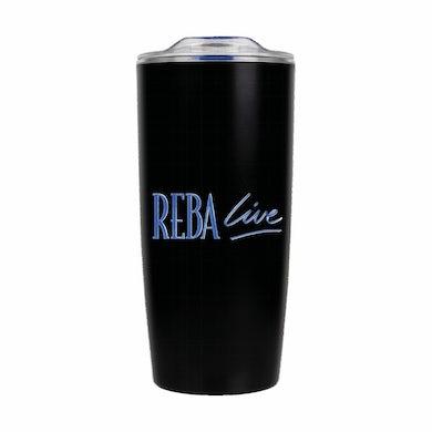 Reba Mcentire Reba Live 1994 Concert Special Black Tumbler