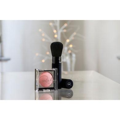Reba Mcentire Reba Beauty Glow & Go Illuminating Blush & Retractable Blush Brush
