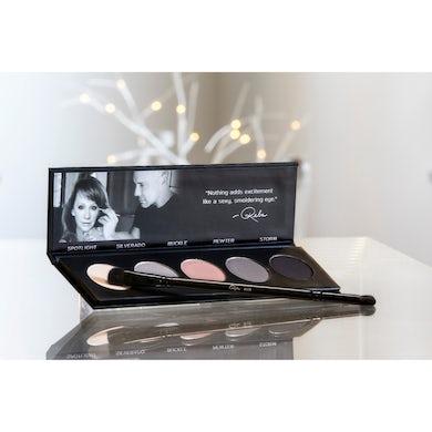 Reba Mcentire Reba Beauty Center Stage Smokey Eye Shadow Palette & Brush