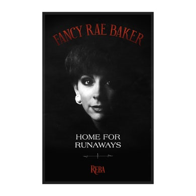 """Reba Mcentire Home For Runaways 11"""" x 17"""" Lithograph"""