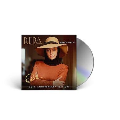 Reba Mcentire Rumor Has It Signed CD