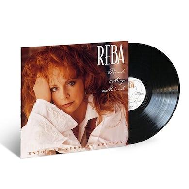 Reba Mcentire 25th Anniversary Edition Black Vinyl
