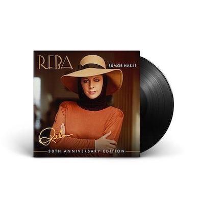 Reba Mcentire Signed Rumor Has It Vinyl