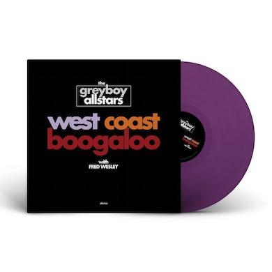 Greyboy Allstars West Coast Boogaloo Vinyl (Purple Exclusive)