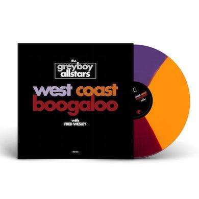 Greyboy Allstars West Coast Boogaloo Vinyl (Purple/Maroon/Orange)