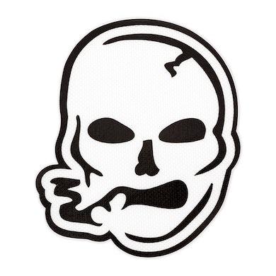 Slightly Stoopid Smoking Skull Dab Mat