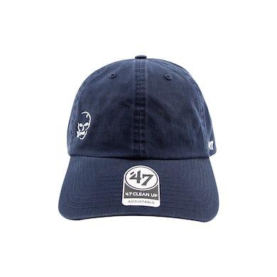 Slightly Stoopid '47 Brand Smoking Skull Clean Up Hat