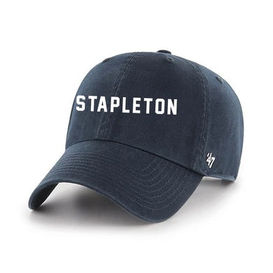 Chris Stapleton Navy 47 Brand Dad Hat