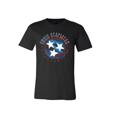 Chris Stapleton The CMA Fest Tennessee Flag T