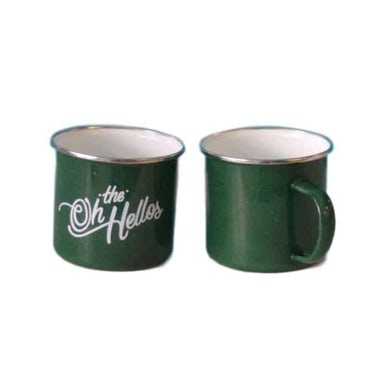 OH HELLOS Ceramic Speckled Camp Mug