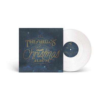 "OH HELLOS Family Christmas Album 12"" White Vinyl"