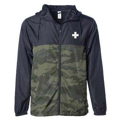 Dan + Shay Camo Zip Jacket