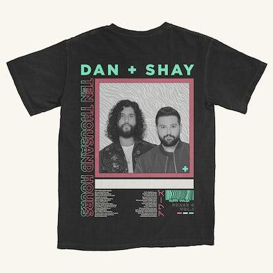 Dan + Shay Ten Thousand Hours T-shirt