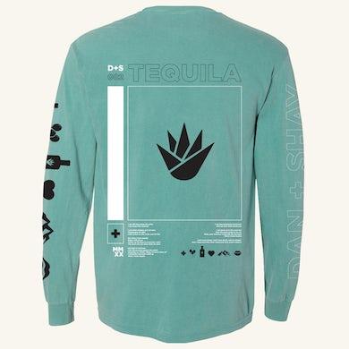 Dan + Shay Tequila Longsleeve Pocket T-shirt