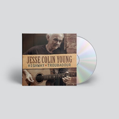 Jesse Colin Young Highway Troubadour - CD Album