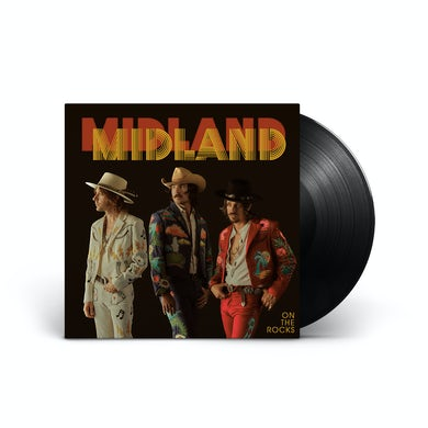Midland On the Rocks Vinyl