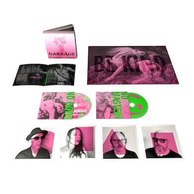 Garbage NO GODS NO MASTERS DELUXE CD ALBUM