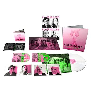 Garbage NO GODS NO MASTERS DELUXE CD + WHITE VINYL (LTD EDITION)