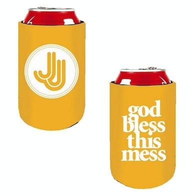 Jillian Jacqueline God Bless This Mess Yellow Coolie