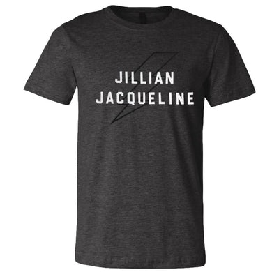 Jillian Jacqueline Lightening Bolt Tee