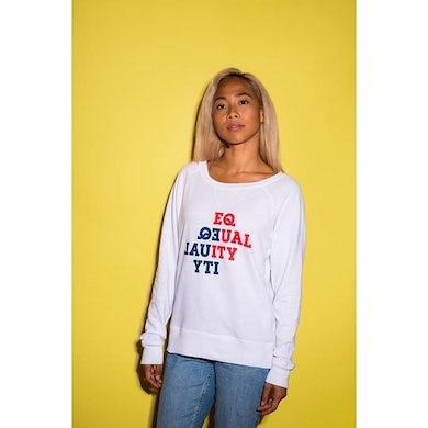 Global Citizen Social Goods Equality Sweatshirt