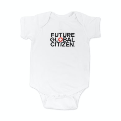 Future Global Citizen Onesie