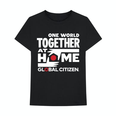 Global Citizen One World: Together at Home Lineup T-shirt