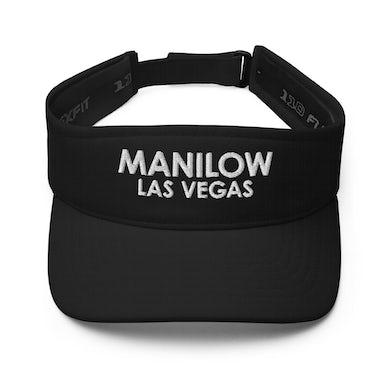 Barry Manilow MANILOW Las Vegas Visor