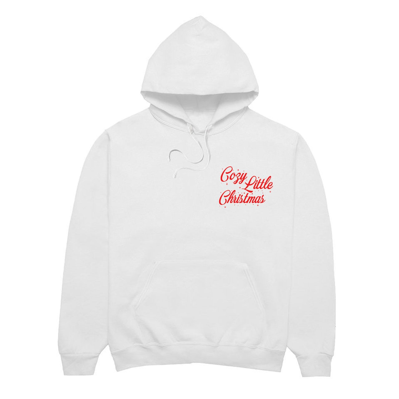 Katy Perry Cozy Little Christmas.Katy Perry Cozy Little Christmas White Hoodie