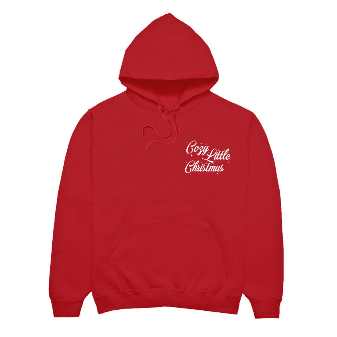 Katy Perry Cozy Little Christmas.Katy Perry Cozy Little Christmas Red Hoodie