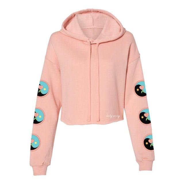 Katy Perry NRO Logo Pink Hoodie
