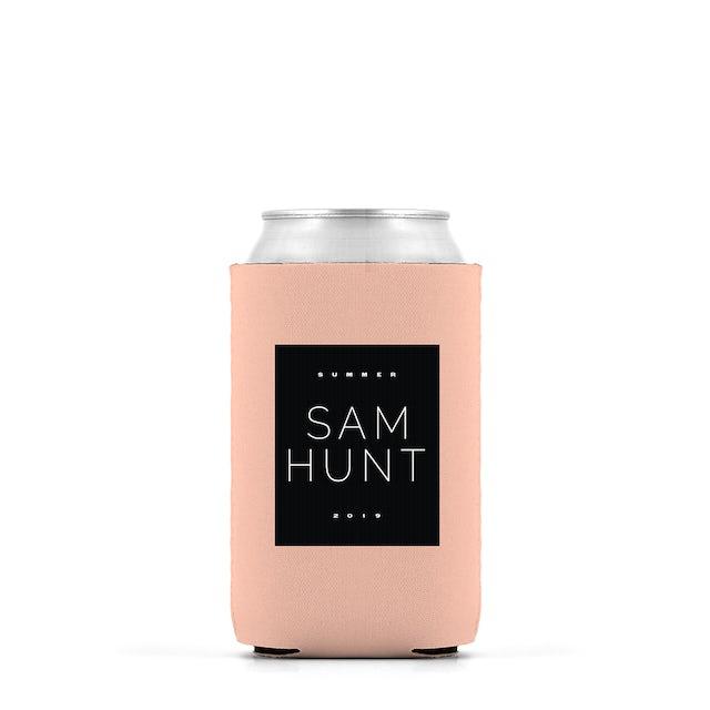 Sam Hunt Summer 2019 Pink Can Hugger
