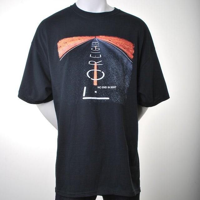 Foreigner No End Tour 2010 T-Shirt