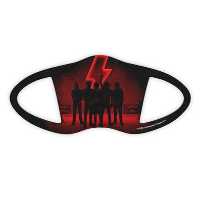 AC/DC POWER UP Silhouette Face Covering