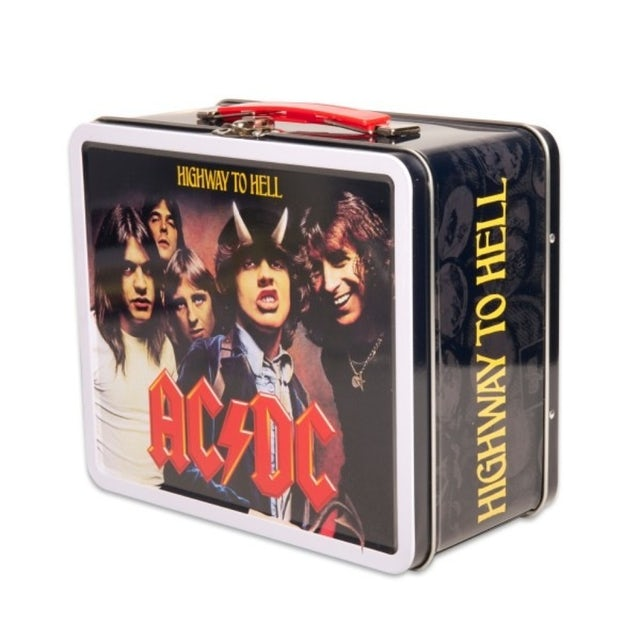 AC/DC Highway To Hell Lunchbox