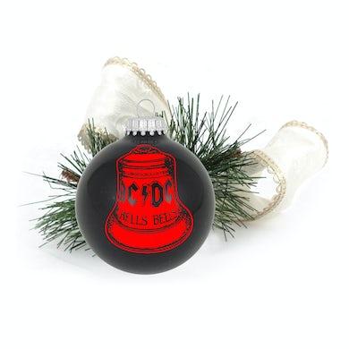 AC/DC Hells Bells Ornament