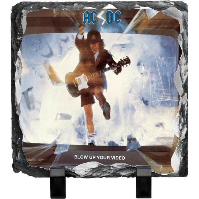 AC/DC Blow Up Your Video Photo Slate
